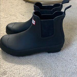 Hunter rain/snow boots
